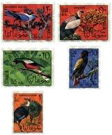 Ref. 35784 * MNH * - SOMALIA. 1966. BIRDS . AVES - Birds