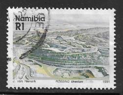 Namibia Scott # 686 Used Mine, 1991 - Namibia (1990- ...)