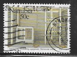 Namibia Scott # 692 Used Measuring Equipment, 1991 - Namibia (1990- ...)