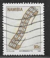 Namibia Scott # 789 Used Adornment, 1995 - Namibia (1990- ...)