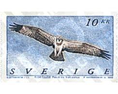Ref. 87986 * MNH * - SWEDEN. 2002. BIRDS . AVES - Suecia