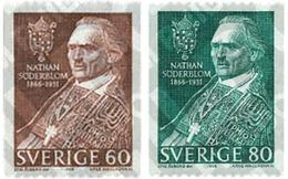 Ref. 108092 * MNH * - SWEDEN. 1966. CENTENARY OF THE BIRTH OF  NATHAN SÖDERBLOM . CENTENARIO DEL NACIMIENTO DE NATHAN S - Nuovi