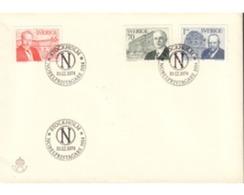 Ref. 435884 * MNH * - SWEDEN. 1974. NOBEL LAUREATES . PREMIOS NOBEL - Briefe U. Dokumente
