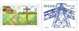 Ref. 185173 * MNH * - SWEDEN. 2005. WORLD HERITAGE . PATRIMONIO MUNDIAL - Nuovi