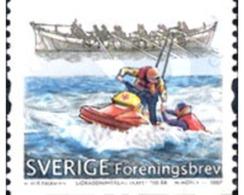 Ref. 349288 * MNH * - SWEDEN. 2007. CENTENARY OF SEA RESCUE SOCIETY . CENTENARIO DE LA SOCIEDAD DE SALVAMENTO EN EL MAR - Nuovi