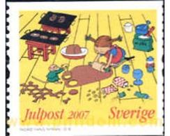 Ref. 238587 * MNH * - SWEDEN. 2007. CHRISTMAS . NAVIDAD - Nuovi