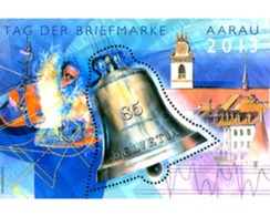 Ref. 314297 * MNH * - SWITZERLAND. 2013. STAMP DAY . DIA DEL SELLO - Switzerland