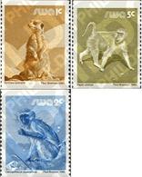 Ref. 29569 * MNH * - SOUTH WEST AFRICA. 1980. WILD FAUNA . FAUNA SALVAJE - Zuidwest-Afrika (1923-1990)