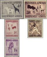 Ref. 32088 * MNH * - SOUTH WEST AFRICA. 1960. BASIC SET . SERIE BASICA - Africa Del Sud-Ovest (1923-1990)