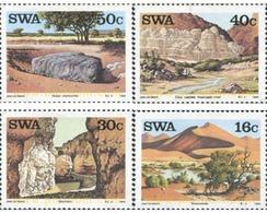 Ref. 363440 * MNH * - SOUTH WEST AFRICA. 1988. LANDSCAPES . PAISAJES - Zuidwest-Afrika (1923-1990)