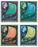 Ref. 59057 * MNH * - SWAZILAND. 1964. INAUGURATION OF THE RAILWAY . INAUGURACION DEL FERROCARRIL - Swasiland (...-1967)