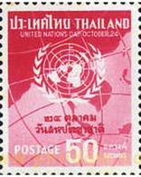 Ref. 361474 * MNH * - THAILAND. 1963. UNITED NATIONS . NACIONES UNIDAS - Thaïlande