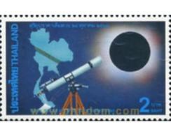Ref. 361655 * MNH * - THAILAND. 1995. SOLAR ECLIPSE . ECLIPSE SOLAR - Altri