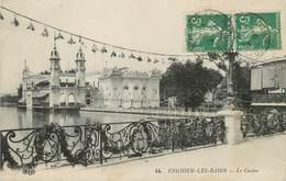 """/ CPA FRANCE 95 """"Enghien Les Bains, Le Casino"""" - Enghien Les Bains"""