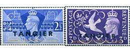 Ref. 343029 * MNH * - TANGER. British Occupation. 1948. BASIC . BASICA - British Occ. MEF