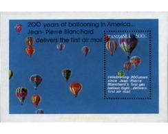 Ref. 365297 * MNH * - TANZANIA. 1994. ANNIVERSARIES . ANIVERSARIOS - Tanzania (1964-...)