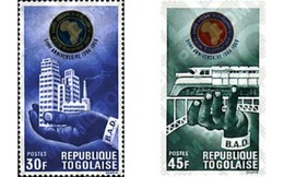 Ref. 365547 * MNH * - TOGO. 1969. 5th ANNIVERSARY OF AFRICA'S DEVELOPMENT BANK . 5 ANIVERSARIO DE LA BANCA AFRICANA DE D - Togo (1960-...)