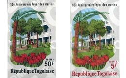 Ref. 192254 * MNH * - TOGO. 1976. 10th ANNIVERSARY OF SEAMEN'S HOME . 10 ANIVERSARIO DE LA CASA DEL MARINERO - Architecture