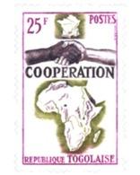 Ref. 263120 * MNH * - TOGO. 1964. COOPERATION . COOPERACION - Togo (1960-...)