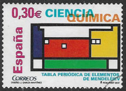 Spain SG4235 2007 Science 30c Good/fine Used [20/18811/6D] - 1931-Today: 2nd Rep - ... Juan Carlos I