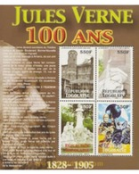 Ref. 365671 * MNH * - TOGO. 2006. JULIO VERNE - 100 AÑOS - Togo (1960-...)