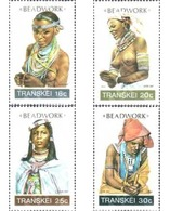 Ref. 365924 * MNH * - TRANSKEI. 1987. MUJERES POPULARES - Transkei