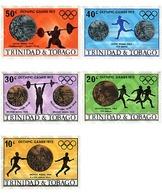 Ref. 40096 * MNH * - TRINIDAD AND TOBAGO. 1972. GAMES OF THE XX OLYMPIAD. MUNICH 1972 . 20 JUEGOS OLIMPICOS VERANO MUNIC - Sommer 1952: Helsinki