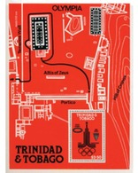 Ref. 54313 * MNH * - TRINIDAD AND TOBAGO. 1980. GAMES OF THE XXII OLYMPIAD. MOSCOW 1980 . 22 JUEGOS OLIMPICOS VERANO MOS - Trinidad & Tobago (1962-...)