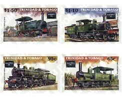 Ref. 59295 * MNH * - TRINIDAD AND TOBAGO. 1986. AMERIPEX-86 INTERNATIONAL PHILATELIC EXHIBITION  . AMERIPEX 86. EXPOSICI - Trinidad & Tobago (1962-...)