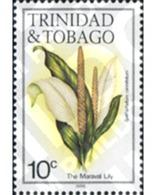 Ref. 366049 * MNH * - TRINIDAD AND TOBAGO. 1986. BASIC SET . SERIE BASICA - Végétaux