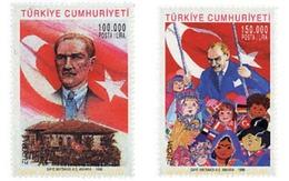 Ref. 63156 * MNH * - TURKEY. 1998. EUROPA CEPT. FESTIVALS AND NATIONAL CELEBRATIONS . EUROPA CEPT. FESTIVALES Y FIESTAS - Gebruikt