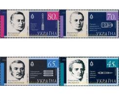 Ref. 127771 * MNH * - UKRAINE. 2003. SPACE EXPEDITION . EXPLORACION ESPACIAL - Ukraine