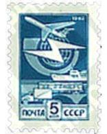 Ref. 57658 * MNH * - SOVIET UNION. 1982. POSTAL MEANS OF TRANSPORT . MEDIOS DE TRANSPORTE POSTAL - Eisenbahnen