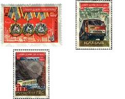 Ref. 57633 * MNH * - SOVIET UNION. 1974. 57th ANNIVERSARY OF THE OCTUBRE REVOLUTION . 57 ANIVERSARIO DE LA REVOLUCION DE - Eisenbahnen