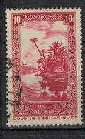 ALGERIE               N°     YVERT  125     OBLITERE       ( Ob  3/12 ) - Algeria (1924-1962)