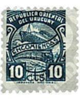 Ref. 234993 * MNH * - URUGUAY. 1966. BASIC SET . SERIE BASICA - Bateaux