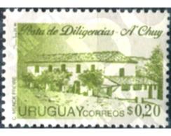 Ref. 297439 * MNH * - URUGUAY. 1995. BASIC . BASICA - Uruguay
