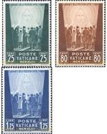 Ref. 115525 * MNH * - VATICAN. 1944. WAR PRISONERS WELFARE FUND . PRO PRISIONEROS DE GUERRA - Unclassified