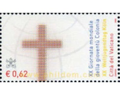 Ref. 160497 * MNH * - VATICAN. 2005. YOUTH WORLD DAY . DIA MUNDIAL DE LA JUVENTUD - Vaticano
