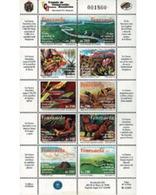 Ref. 178734 * MNH * - VENEZUELA. 1998. 20 YEARS OF THE AMAZONIAN COOPERATION TREATY . 20 AÑOS DEL TRATADO DE COOPERACIO - Venezuela