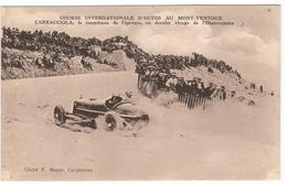 20203 - Course Internationale D'autos Au Mont VENTOUX - Malaucene