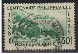 ALGERIE               N°     YVERT  142        OBLITERE       ( Ob  3/13 ) - Algeria (1924-1962)