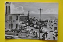 Cartolina Termoli Spiaggia 1960 - Campobasso