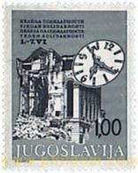 Ref. 60314 * MNH * - YUGOSLAVIA. 1980. SOLIDARITY WEEK . SEMANA DE LA SOLIDARIDAD - Eisenbahnen