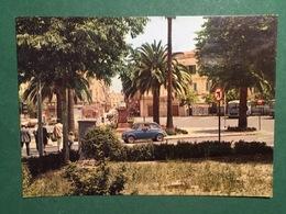 Cartolina Sardegna Pittoresca - Sassari - L'Emiciclo Garibaldi - 1965 - Sassari