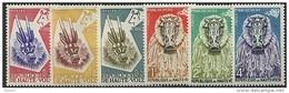 Haute-Volta, N° 071 à N° 088** Y Et T, 71 / 88 - Alto Volta (1958-1984)
