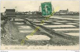 85. LES SABLES D'OLONNE . Le Parc Aux Huitres . - Sables D'Olonne
