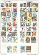 ITALIA REPUBBLICA - ANNATE COMPLETE 1996 1997 1998 1999 2000    USATE  PERFETTE LUX - 6. 1946-.. Repubblica