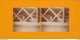 PHOTO STEREO DEBUT 20 EME VUE PRISE DU PONT DE PRESLE - Photos Stéréoscopiques