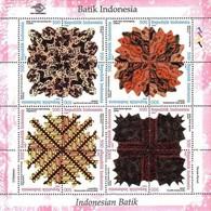 Ref #873 Indonesia 1999 Batik Designs - Indonesia